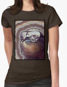 Cashmoney Sloth w/ sunglasses OC Womens Fitted T-Shirt