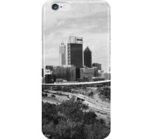 Perth City Skyline iPhone Case/Skin