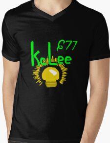 Channel Bright Idea  Mens V-Neck T-Shirt
