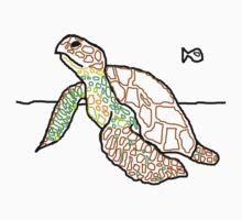 Turtle 2 by MollieKnight