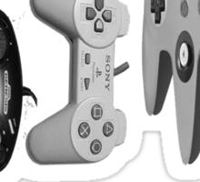 Controller Evolution Sticker