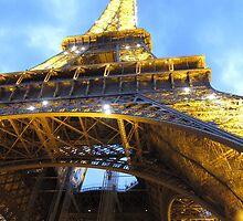 Eifel Tower  by jackiechen123