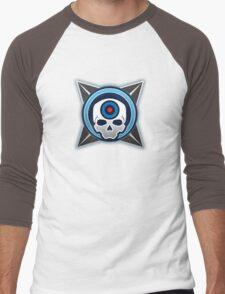 Halo 4 Headshot! Medal Men's Baseball ¾ T-Shirt