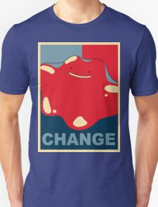 Ditto Pokemon - Change Unisex T-Shirt