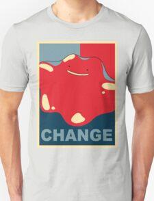 Ditto Pokemon - Change Unisex T-Shirt