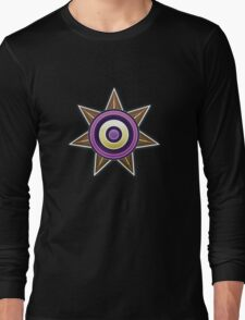 Halo 4 Rampage! Medal Long Sleeve T-Shirt