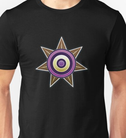 Halo 4 Rampage! Medal Unisex T-Shirt