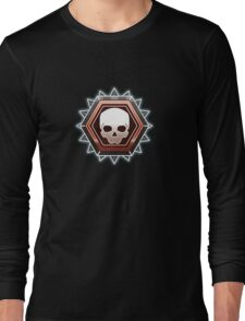 Halo 4 Extermination! Medal Long Sleeve T-Shirt