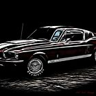 1967 Ford Mustang Shelby 350 Fastback by Lord Isted