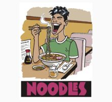 Noodles by Douglas Simonson