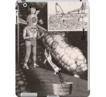 Anatomy of Growth iPad Case/Skin