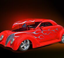 1939 Chevy w/Hood UP by DaveKoontz