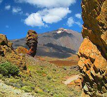El Teide Tenerife by wraysburyade