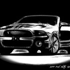 2011 Ford Mustang Shelby GT 500 Convertable by Lord Isted