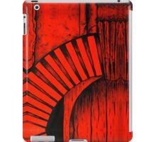 Drain Vent - Gouache iPad Case/Skin