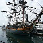 SAN DIEGO MARITIME MUSEUM by Thomas Barker-Detwiler