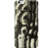 Etching Abstract iPhone Case/Skin