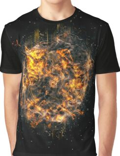 The creation of the earth and the stars Graphic T-Shirt