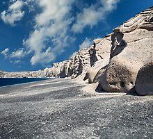 Santorini, Greece by Constantinos Iliopoulos