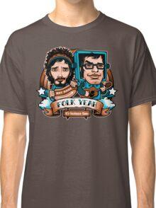Folk Yeah! Classic T-Shirt
