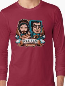 Folk Yeah! Long Sleeve T-Shirt