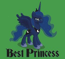 Princess Luna Tshirt (My Little Pony: Friendship is Magic) Baby Tee