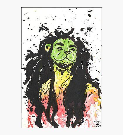 Bob Marley  Photographic Print