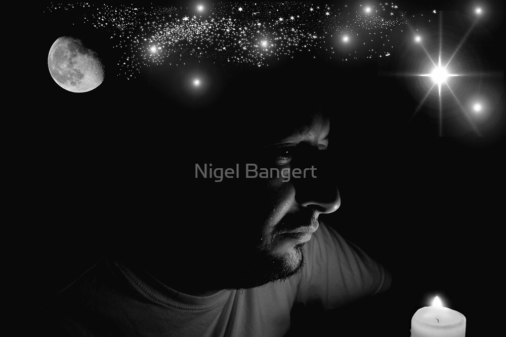 A Light in the Universe by Nigel Bangert