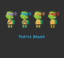Turtle Power by Simon Alenius