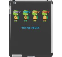 Turtle Power iPad Case/Skin