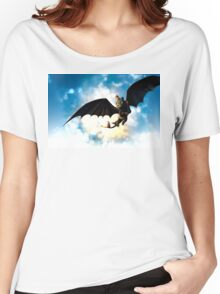 Toothless and Hiccup Women's Relaxed Fit T-Shirt