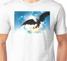 Toothless and Hiccup Unisex T-Shirt