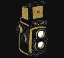 Vintage Camera Love by creativepanic