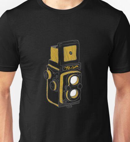 Vintage Camera Love Unisex T-Shirt