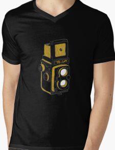 Vintage Camera Love Mens V-Neck T-Shirt