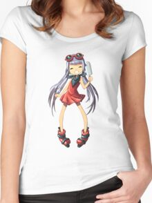 Popsicle Women's Fitted Scoop T-Shirt