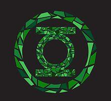 Green Lantern by caseyjennings