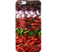 Chilipeppers iPhone Case/Skin