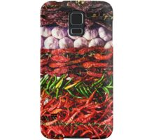 Chilipeppers Samsung Galaxy Case/Skin