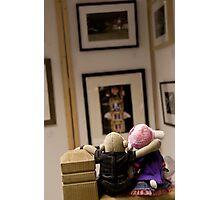 Jimmy Exhibit Photographic Print