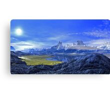 Lost River Spring Canvas Print