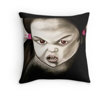 'Suck It Up, Princess' Throw Pillow