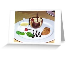 """Dessert Delightful"" Greeting Card"