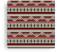 Romantika Tribal Canvas Print