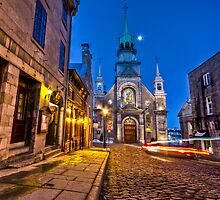 Dame-de-Bon-Secours Chapel by Michael Vesia