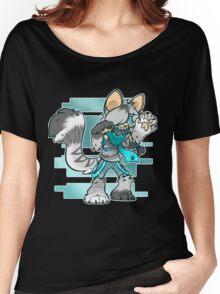 wildkat Women's Relaxed Fit T-Shirt