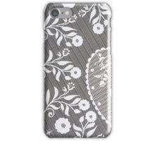 Lace Design iPhone Case/Skin