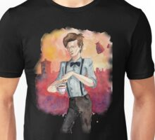 Tea, Jammy Dodgers & Daleks Unisex T-Shirt