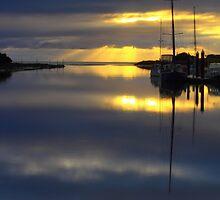 Wynyard Dawn by phillip wise
