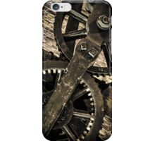 Steam Machine Gear iPhone Case/Skin